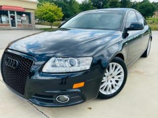 2011 Audi A6 3.2 Premium Plus