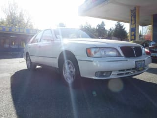 1997 Infiniti Q45 Touring