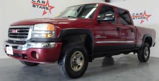 2005 GMC Sierra 2500HD Work Truck