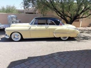 1950 Oldsmobile Eighty-Eight Holiday