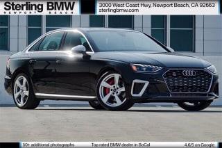 2020 Audi S4 3.0T quattro Premium Plus