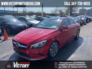 2019 Mercedes-Benz CLA CLA 250 4MATIC