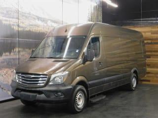 2015 Mercedes-Benz Sprinter 2500 Cargo Van 3.0 DIESEL /170 WB HIGH ROOF EXTEND