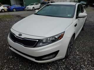 2011 Kia Optima SX Turbo
