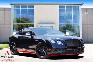 2017 Bentley Continental GT Speed GT Speed