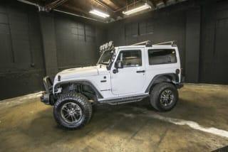 2016 Jeep Wrangler Sahara 75th Anniversary