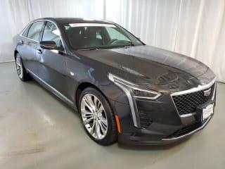 2020 Cadillac CT6 4.2TT Platinum