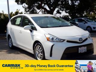 2015 Toyota Prius v