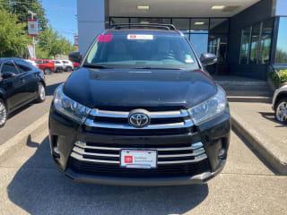 2019 Toyota Highlander Limited