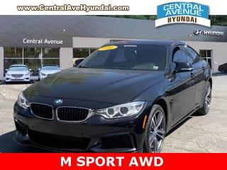 2016 BMW 4 Series 435i xDrive Gran Coupe