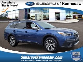 2021 Subaru Outback Touring XT