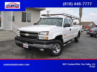 2006 Chevrolet Silverado 2500HD Work Truck