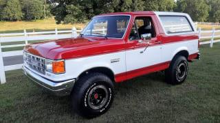 1987 Ford Bronco Base