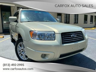 2006 Subaru Forester 2.5 XT Limited