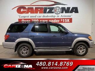 2003 Toyota Sequoia SR5