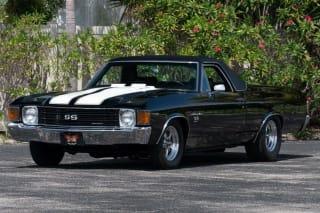 1972 Chevrolet El Camino - Big Block 4-Speed