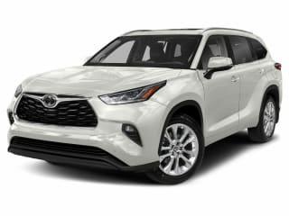 2021 Toyota Highlander Limited
