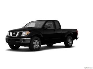 2007 Nissan Frontier XE