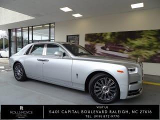 2020 Rolls-Royce Phantom Base