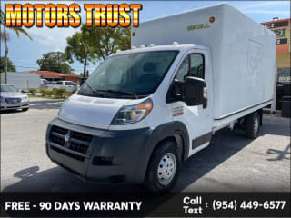 2017 Ram ProMaster Cutaway Chassis 3500 159 WB