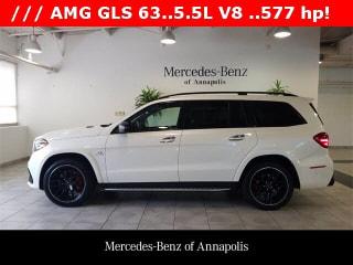 2018 Mercedes-Benz GLS AMG GLS 63