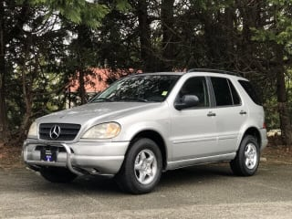 1999 Mercedes-Benz M-Class ML 320