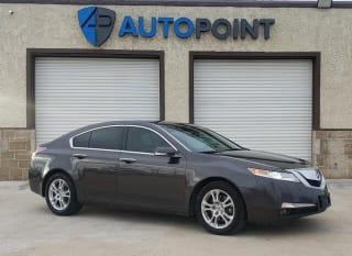 2011 Acura TL w/Tech w/18 In. Wheels