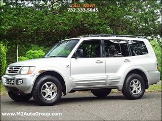 2002 Mitsubishi Montero Limited