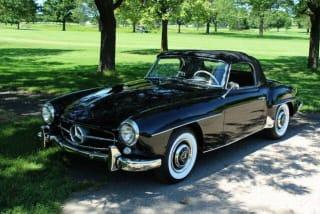 1960 Mercedes-Benz 190-Class