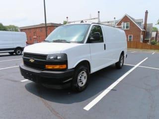 2018 Chevrolet Express Cargo 3500