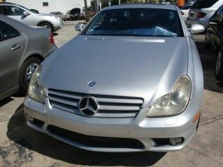 2006 Mercedes-Benz CLS CLS 55 AMG