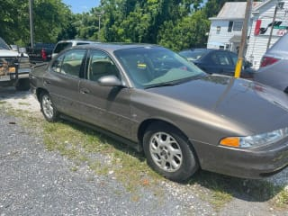 2002 Oldsmobile Intrigue GL