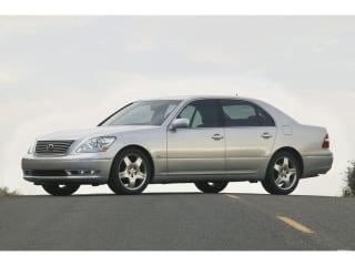 2005 Lexus LS 430 Base