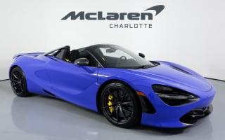 2020 McLaren 720S Spider Performance