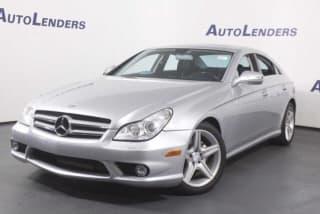 2011 Mercedes-Benz CLS CLS 550