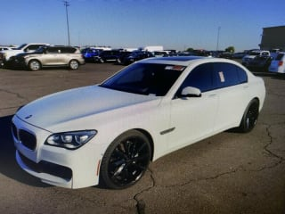 2015 BMW 7 Series ALPINA B7 LWB