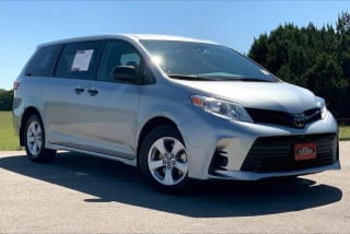 2020 Toyota Sienna L 7-Passenger