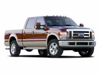 2008 Ford F-250 Super Duty FX4