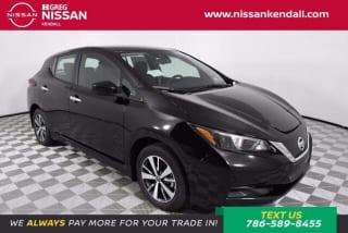 2021 Nissan LEAF S PLUS