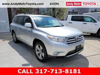 2011 Toyota Highlander Limited