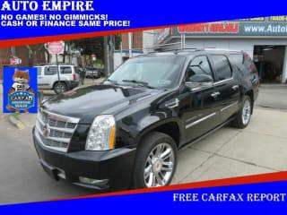 2011 Cadillac Escalade ESV Platinum Edition