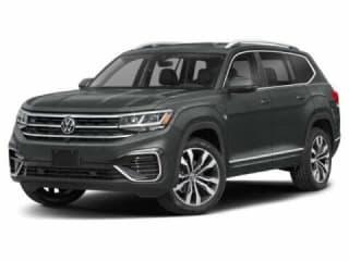 2021 Volkswagen Atlas V6 SE R-Line 4Motion