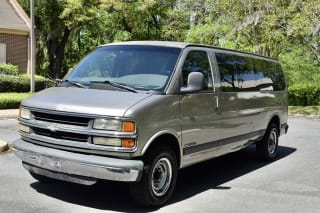 2001 Chevrolet Express Passenger
