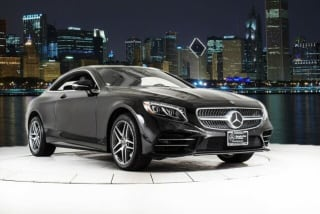 2021 Mercedes-Benz S-Class S 560 4MATIC