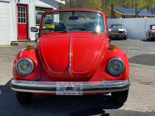 1979 Volkswagen Beetle Karmann