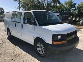 2007 Chevrolet Express Cargo 1500