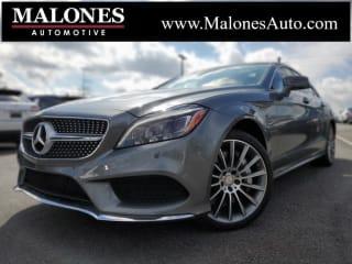 2016 Mercedes-Benz CLS CLS 550