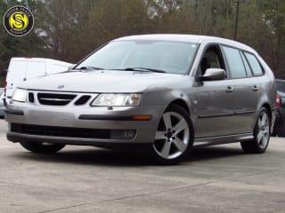 2006 Saab 9-3 Aero SportCombi