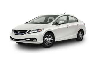 2013 Honda Civic Hybrid w/Leather