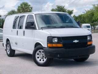 2013 Chevrolet Express Cargo 1500